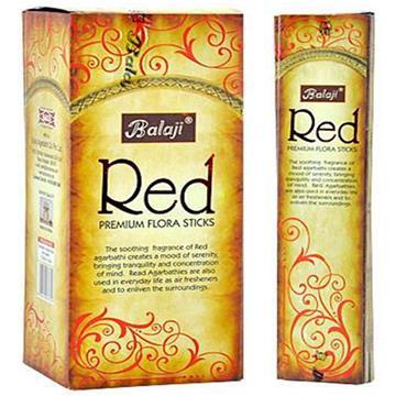 Red Premium Flora Sticks